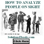 how to analyze people by looking