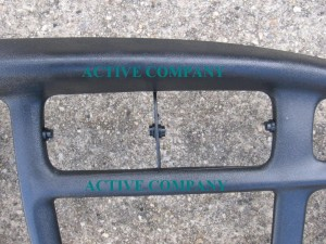 1998 1999 2000 2001 Dodge ram 1500 - 2002 2500 3500 Dash instrument Bezel