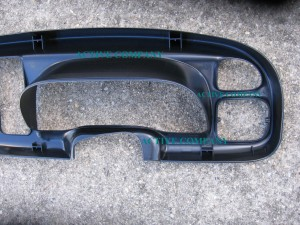 1998 1999 2000 2001 Dodge ram 1500 - 2002 2500 3500 Dash Bezel part 68042746AC