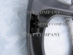 1998 1999 2000 2001 Dodge ram 1500 - 2002 2500 3500 Dash Bezel replacement - clip