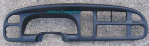 1998 1999 2000 2001 Dodge ram 1500 - 2002 2500 3500 Dash board Bezel aftermarket