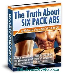 The truth about SIX PACK abs book ebook by Mike Geary