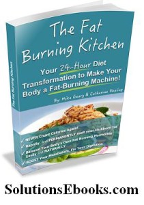 The Fat Burning Kitchen book - Mike Geary