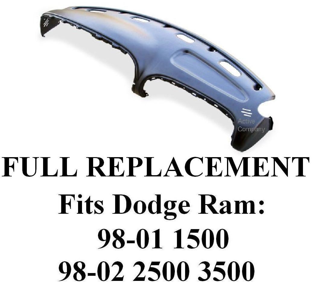 Buy 1998-2001 1999 2000 Dodge Ram 1500 Dash Instrument